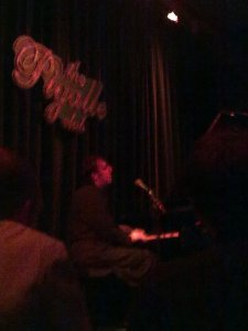 Chilly Gonzales solo at The Pigalle Club