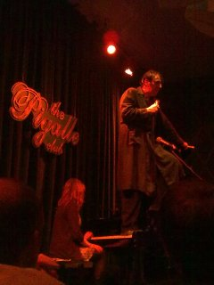 Chilly Gonzales @ The Pigalle Club - final number