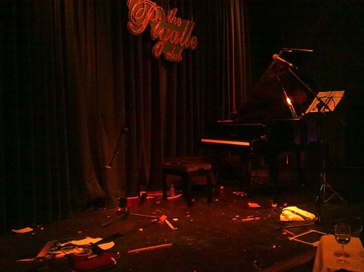 Chilly Gonzales at the Pigalle Club- the aftermath